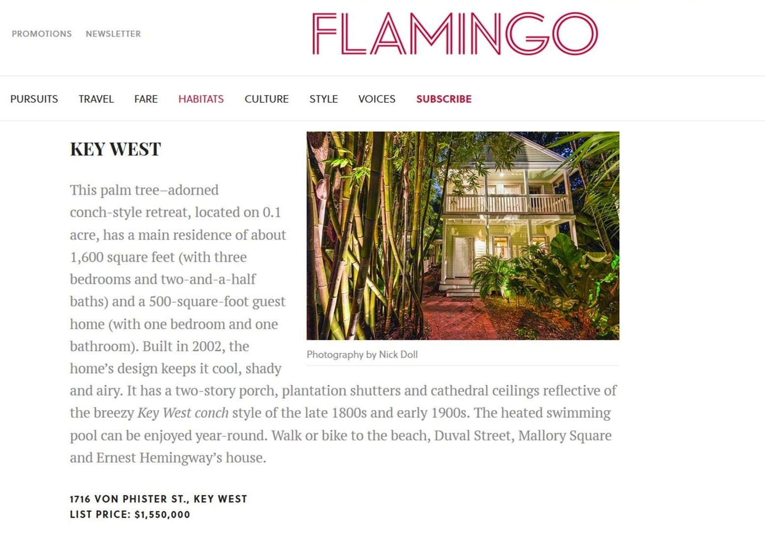 flamingovonphister