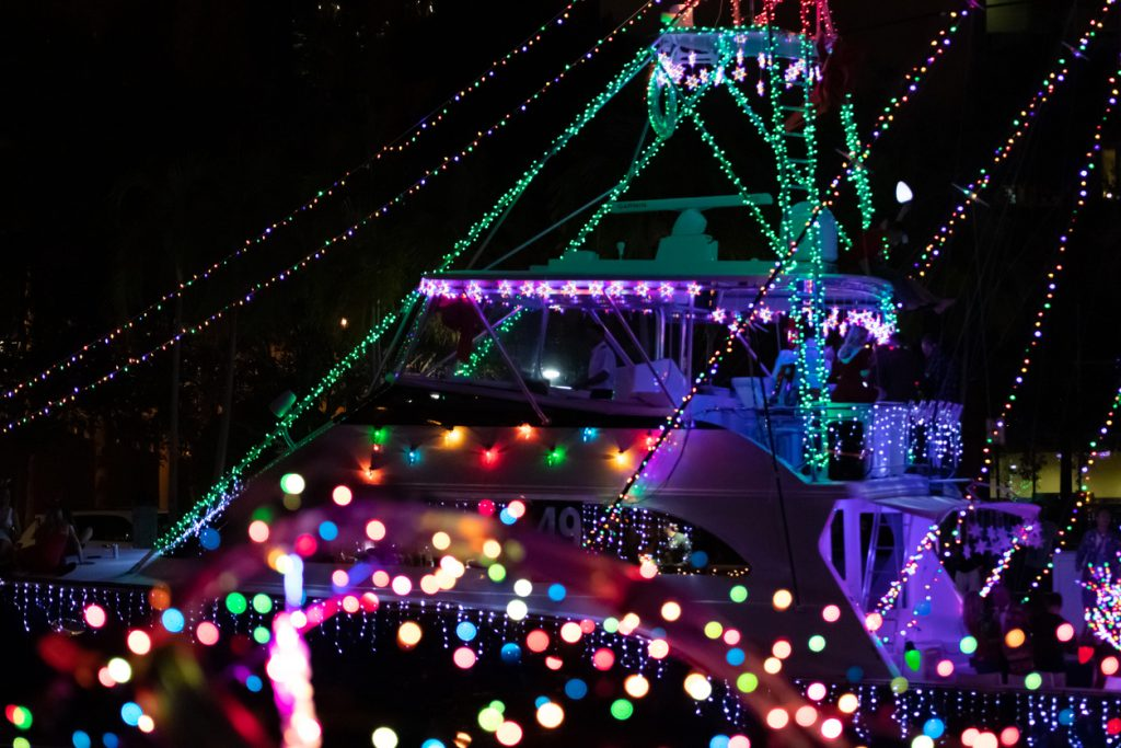 Key West Boat Parade | Bascom Grooms